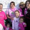 walking for breast cancer